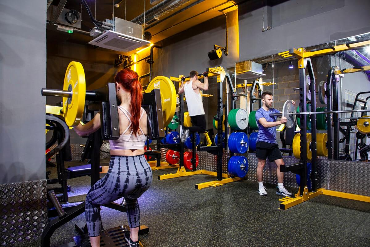 MyPT The Gym personal training in Croydon
